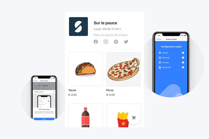 E-shop SumUp